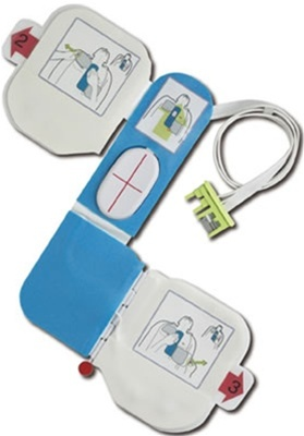 zoll aed pads zoll adult cpr d aed electrode pads 8900 0800