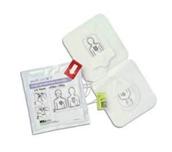 ZOLL Pediatric AED Pads - ZOLL Pediatric AED Electrode Pads, ZOLL Pedi-Padz II AED pads for children for ZOLL AED Plus and AED Pro defibrillators 8900-0810-01