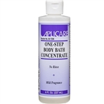 Aplicare No Rinse One-Step Body Bath Concentrate Reorder number #82-7208