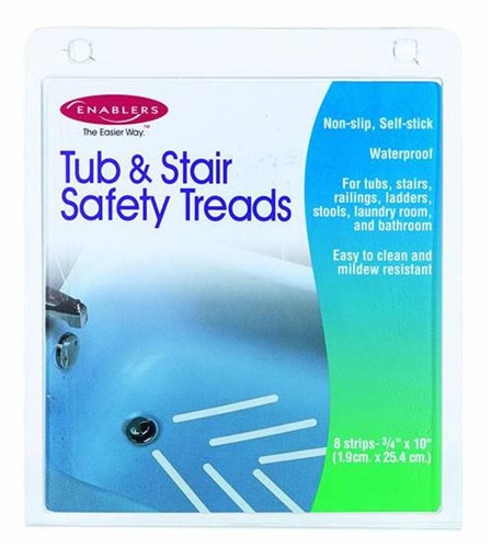 Bath Tub And Shower Non Slip Safety Treads Apxen33