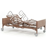 Invacare Bariatric Heavy Duty Fully-Electric Hospital Bed, 600 pound capacity. Extra Wide Hospital Bed. BAR600IVC