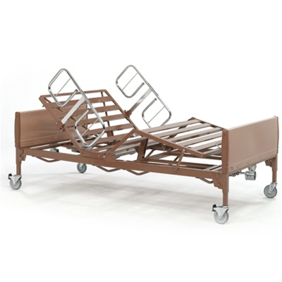 Invacare Bariatric Heavy Duty Fully-Electric Hospital Bed, 600 pound ...