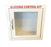Bleeding Control Kit Wall Mount Cabinet
