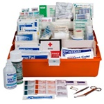 Professional First Responder First Aid Kit - 272-Piece First Responder First Aid Kit from First Aid Only. FA-504