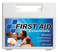 First Aid Kits - All Purpose First Aid Kit, 200 Piece, FAO-134