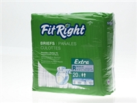 Medline FitRight Extra Briefs are the best most comfortable incontinence diaper brief on the market today.
