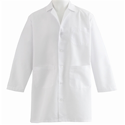 Medline SilverTouch Antimicrobial Lab Coat