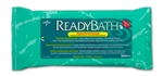 Medline ReadyBath Bathing Wipes, Premium Antibacterial, MSC095101