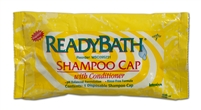 Shampoo Caps - Medline ReadyBath Shampoo and Conditioning Caps, MSC095230