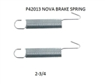 Nova Rollator Walker Parts for ZOOM Rollator Walkers, Springs for Brakes, P42013