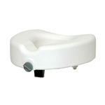 Raised Toilet Seat With Lock, Toilet Risers PB308
