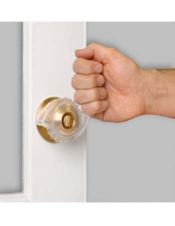 Great Grips Door Knob turning aid. Makes turning the door knob easy ...