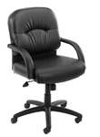 BOSS Mid Back Executive Chair NEW !!