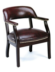 BOSS Traditional Captain Chair NEW !!