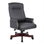 BOSS Traditional High Back Chair NEW !!
