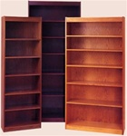 Wood Bookcases NEW !!