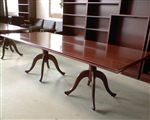 Carmel Traditional Queen Anne Leg Conference Table NEW!!