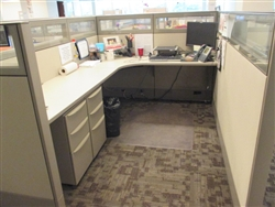 Haworth Premise Glass Workstations