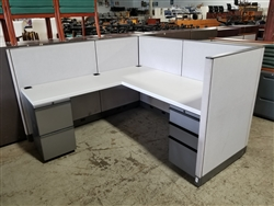 Knoll Morrison 6' x 6' Workstations