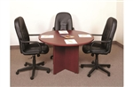 NEW Laminate Round Conference Table