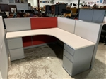 Steelcase Montage Workstations