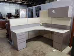 Teknion / Global 6' x 6' Workstations