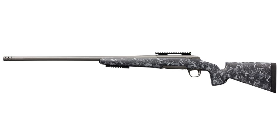 Browning X-Bolt Hells Canyon Long Range McMillan Tungsten Ambush - 7mm Rem