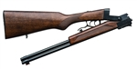 Chiappa Double Badger Folding Shotgun/Rifle - 410/22 LR - CH-500.097