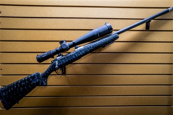 Christensen Arms Carbon Classic - 300 RUM & Leupold Mark 5HD 5-25x56