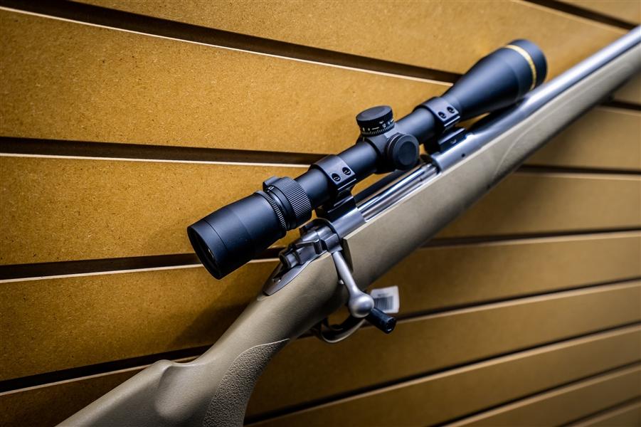 Kimber Hunter 280 Ai Leupold Vx 3i 45 14x40 Sig Kilo 1250