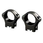 Sako Optilock Ring Mount - 1 Inch - LOW - S1701900