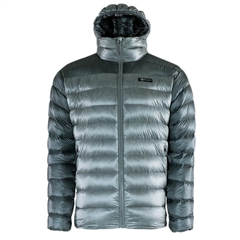 Stone Glacier - Grumman Goose Down Jacket - Stone Grey - Small