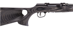 Savage Arms A17 laminated Thumbhole - 17 HMR - 47005