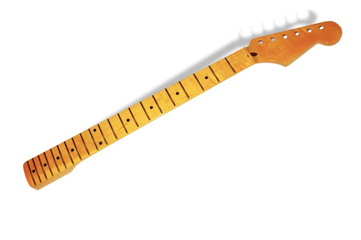Neck For Guitar StratAR Licensed 558mm Heel Vintage 21 Fret