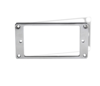 Trim Ring Humbucker chrome