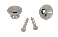 Strap button large 17mm Chrome