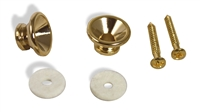 Strap button large 17mm Gold