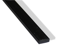 Truss Rod Carbon Fiber Bar 24""
