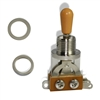 Toggle 3 way Switch amber