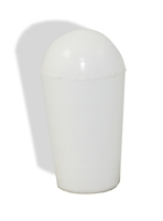 Knob toggle switch import thread white