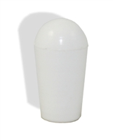 Knob toggle switch american thread white