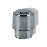 Knob lever switch chrome