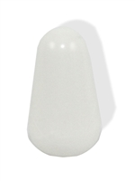 Knob lever switch white