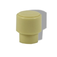 Knob lever switch american ivory