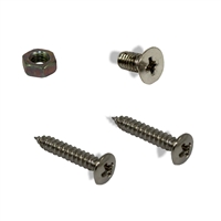 Pickguard bracket screw kit