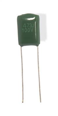 Capacitor poly film