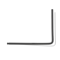 Long reach allen wrench for truss rods