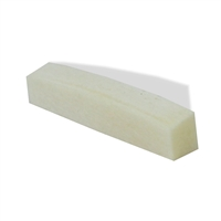 Bone nut Blank for electric or acoustic guitar