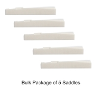 Compensated Acoustic Saddle bone 3 inch
