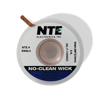 No Clean Solder Wick
